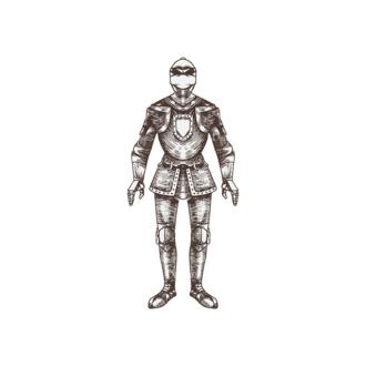 Armory Vector 1 2 Clip Art - SVG & PNG vector