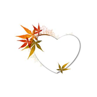 Autumn Elements Vector Leaves 03 Clip Art - SVG & PNG vector