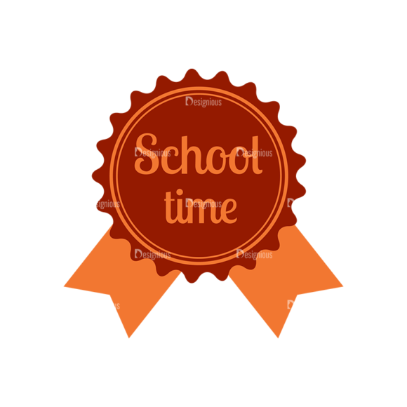 Back To School Vector Elements Vector Award 28 back to school vector elements vector award 28