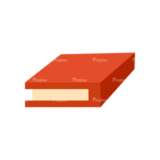 Back To School Vector Elements Vector Book 10 Clip Art - SVG & PNG vector
