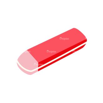 Back To School Vector Elements Vector Pen 12 Clip Art - SVG & PNG vector