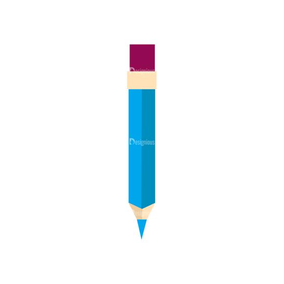 Back To School Vector Elements Vector Pencil 05 back to school vector elements vector pencil 05