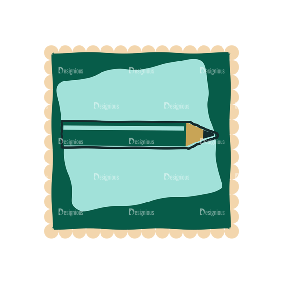 Back To School Vector Set 11 Vector Pencil 04 back to school vector set 11 vector pencil 04