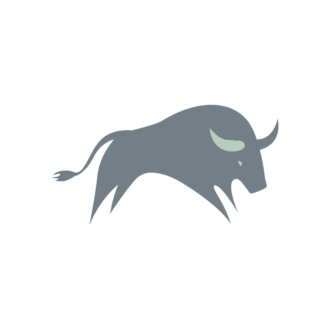 Barcelona Vector Bull Clip Art - SVG & PNG vector