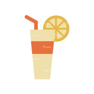 Beach Vector Icons Vector Beverage 16 Clip Art - SVG & PNG vector