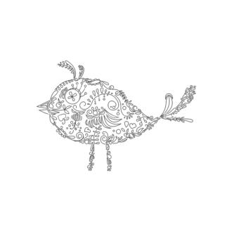 Birds Vector 5 8 Clip Art - SVG & PNG vector