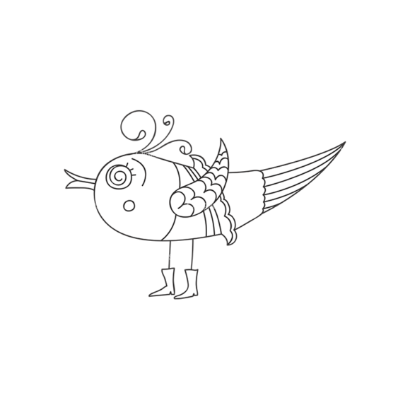 Birds Vector 8 9 5