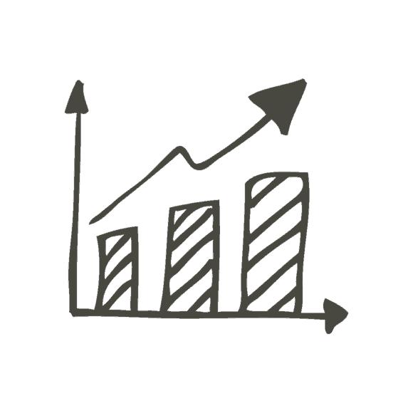 Business Idea Doodle Set 1 Vector Chart 09 5