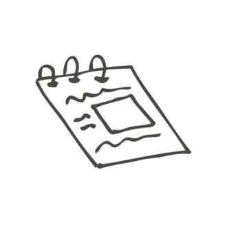 Business Idea Doodle Set 1 Vector Notes 26 Clip Art - SVG & PNG vector
