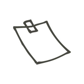 Business Idea Doodle Set 1 Vector Papers 43 Clip Art - SVG & PNG vector