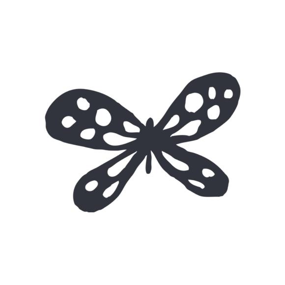Butterflies 8 Vector Small Butterfly 01 butterflies set 8 vector small butterfly 01