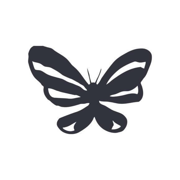 Butterflies 8 Vector Small Butterfly 02 3