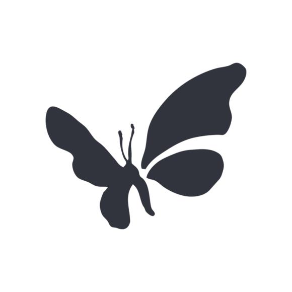Butterflies 8 Vector Small Butterfly 03 butterflies set 8 vector small butterfly 03