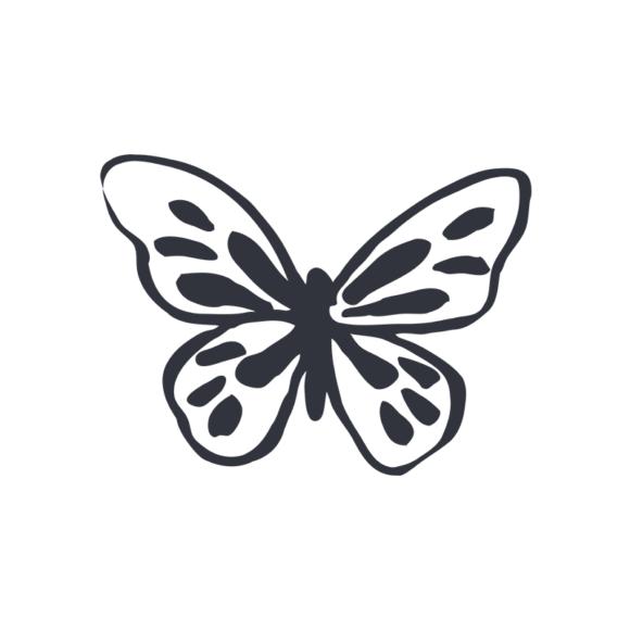 Butterflies 8 Vector Small Butterfly 06 butterflies set 8 vector small butterfly 06