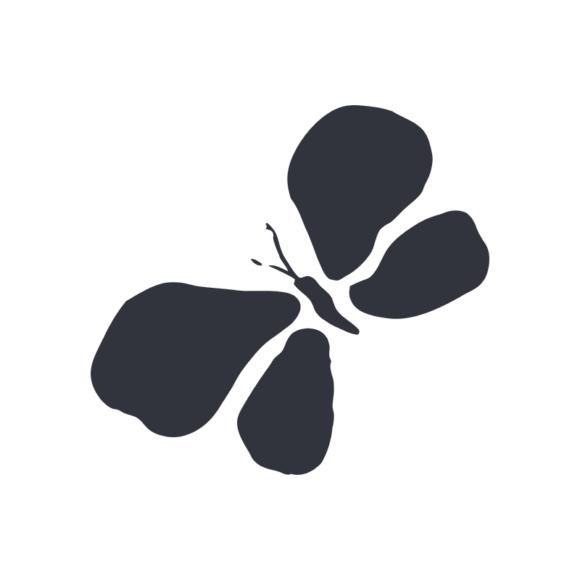Butterflies 8 Vector Small Butterfly 07 butterflies set 8 vector small butterfly 07