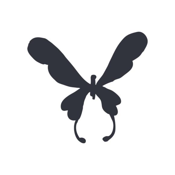 Butterflies 8 Vector Small Butterfly 08 3