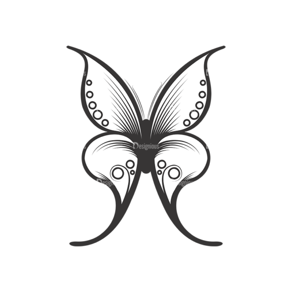 Butterflies Vector 2 17 1