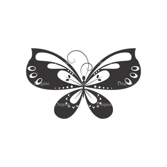 Butterflies Vector 2 3 1