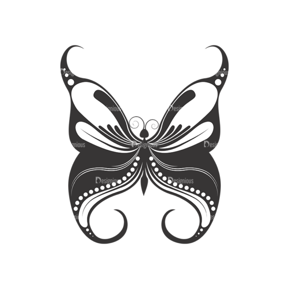 Butterflies Vector 2 4 1