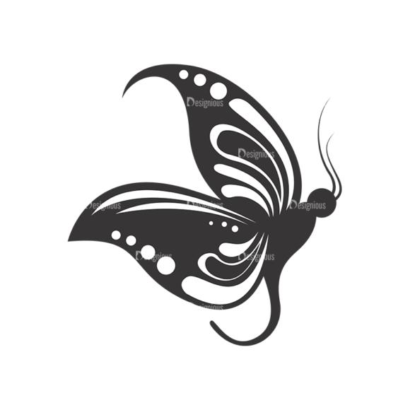 Butterflies Vector 2 6 1