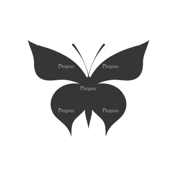 Butterflies Vector 3 18 1