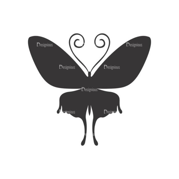Butterflies Vector 3 7 1