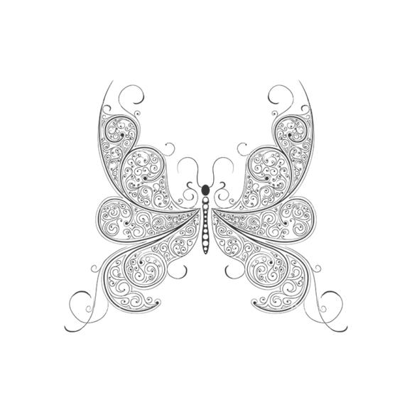 Butterflies Vector 4 1 1