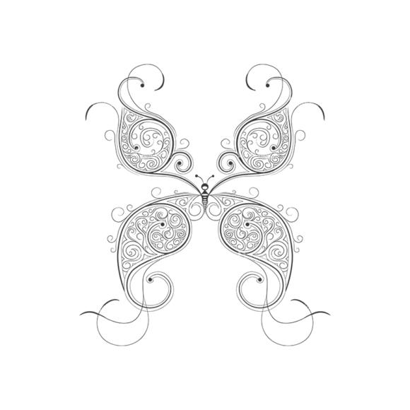 Butterflies Vector 4 2 1