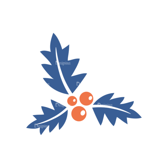 Christmas Holiday Icons Vector Set 1 Vector Mistletoe christmas holiday icons vector set 1 vector mistletoe