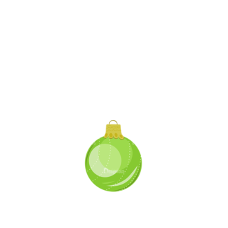 Christmas Tree Ornaments Vector Christmas Ball 18 Clip Art - SVG & PNG tree