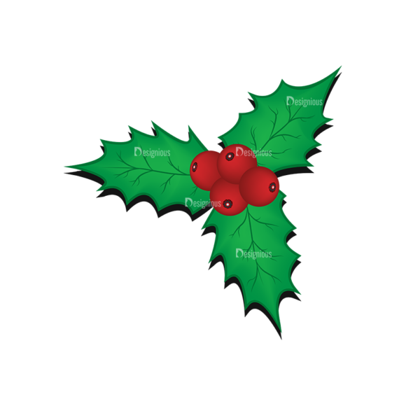 Christmas Tree Ornaments Vector Mistletoe 12 christmas tree ornaments vector mistletoe 12