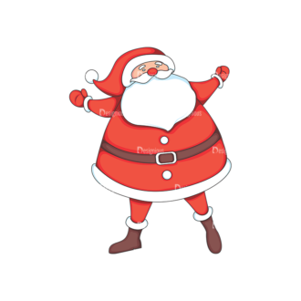 Christmas Vector 7 10 Preview Clip Art - SVG & PNG vector