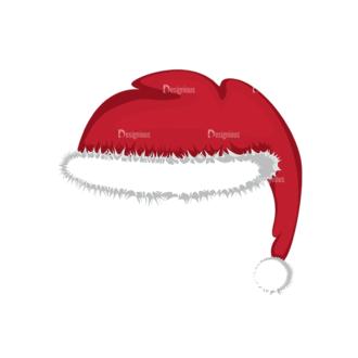 Christmas Vector Santa Vector Santas Hat 15 Clip Art - SVG & PNG vector