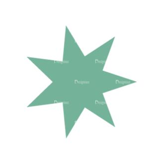 Christmas Vector Set 8 Vector Star 16 Clip Art - SVG & PNG star