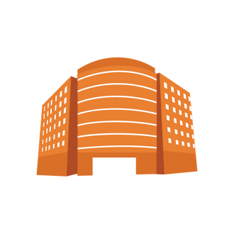 Cityscape Icon Set Of Buildings Vector Building 02 Clip Art - SVG & PNG building