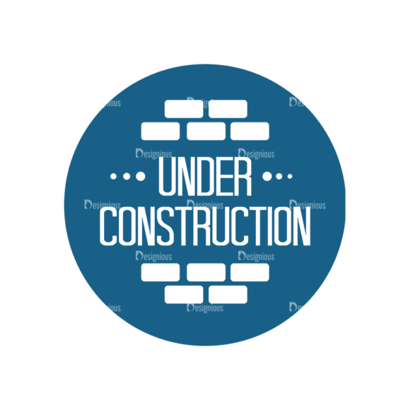 Construction Elements Vector Signage 02 5