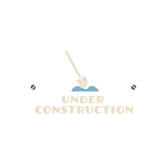 Construction Elements Vector Signage 07 5