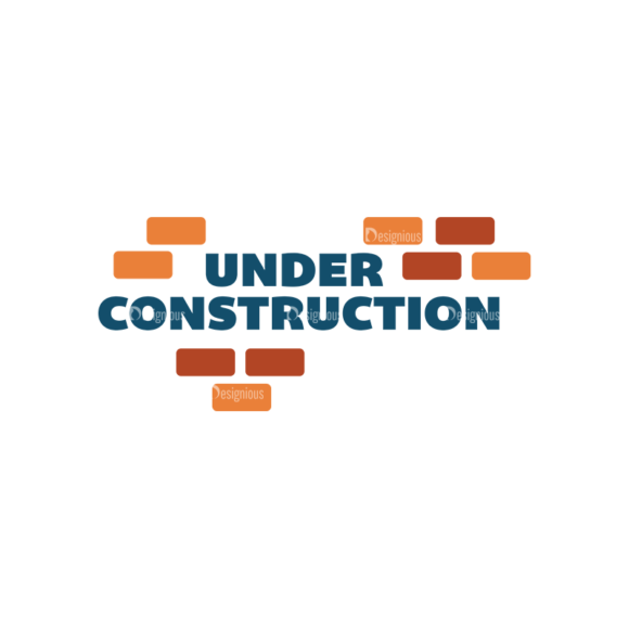 Construction Elements Vector Signage 09 5