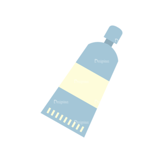 Dentist Vector Toothpaste Clip Art - SVG & PNG vector