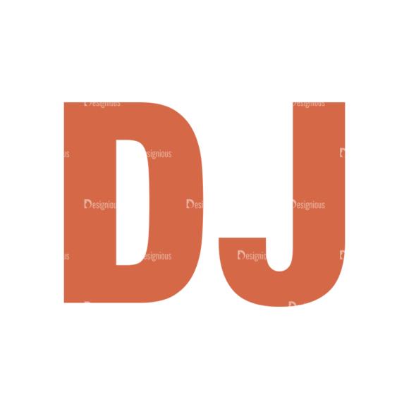 Disc Jockey Vector Dj 1