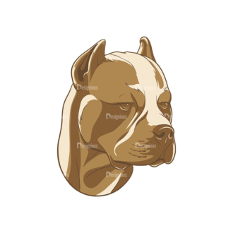 Dogs Vector 1 2 Clip Art - SVG & PNG vector