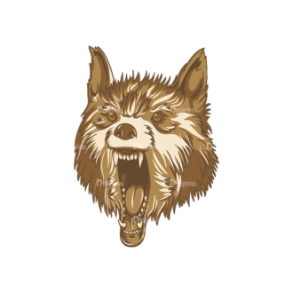 Dogs Vector 1 3 Clip Art - SVG & PNG vector