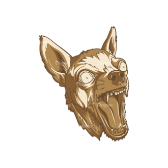 Dogs Vector 1 6 Clip Art - SVG & PNG vector