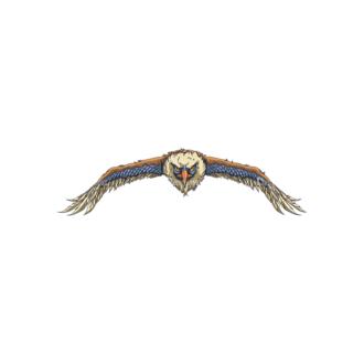 Eagles Vector 1 6 Clip Art - SVG & PNG vector