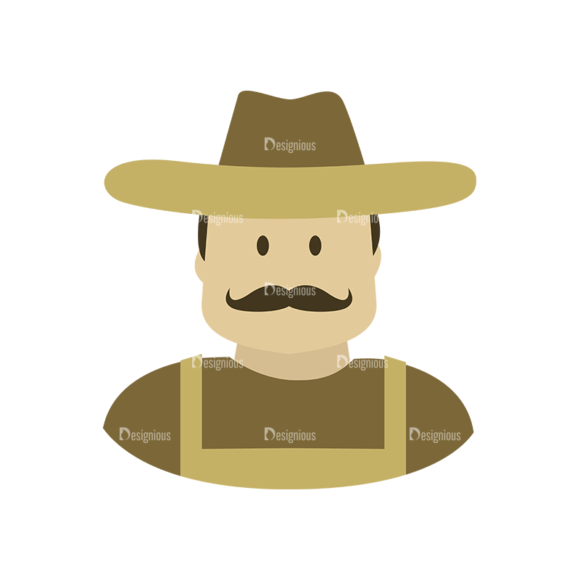 Farmer Vector Boy 5