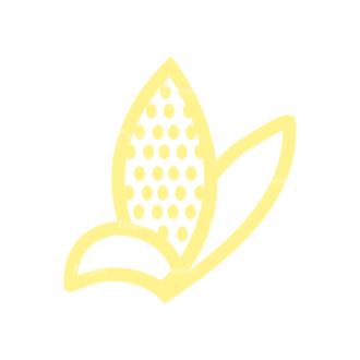 Farming Fresh Labels Set 2 Vector Corn 18 Clip Art - SVG & PNG vector