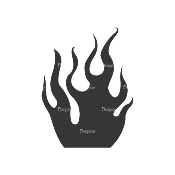 Flames Vector 1 14 1