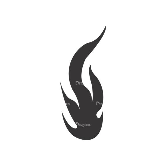 Flames Vector 1 7 1