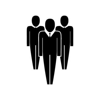 Flat Meeting Icons Set 1 Vector Meeting 09 Clip Art - SVG & PNG vector