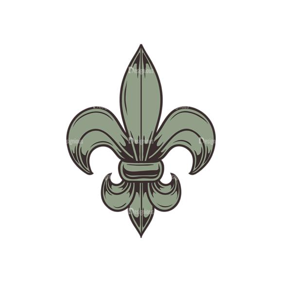 Fleurdelis Vector 1 3 1